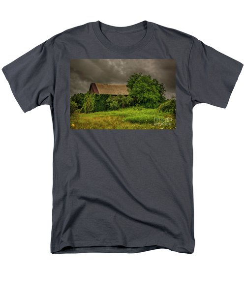 Men's T-Shirt  (Regular Fit) featuring the photograph Early Monring Rain by JRP Photography
