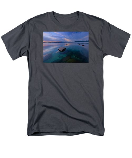 Early Winter Men's T-Shirt  (Regular Fit) by Sean Sarsfield