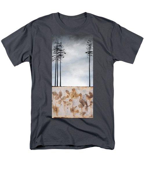 Earth And Sky Men's T-Shirt  (Regular Fit) by Carolyn Doe