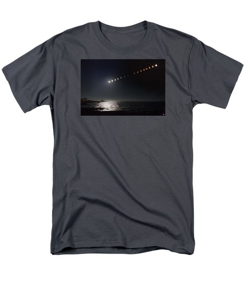 Eclipse Of The Moon Men's T-Shirt  (Regular Fit)