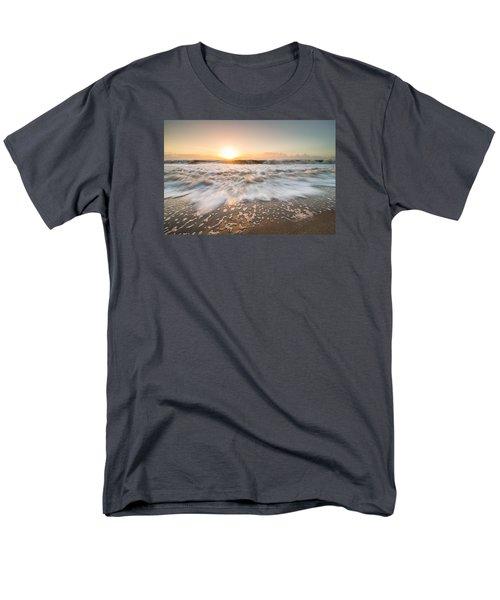 Edisto Island Sunrise Men's T-Shirt  (Regular Fit) by Serge Skiba
