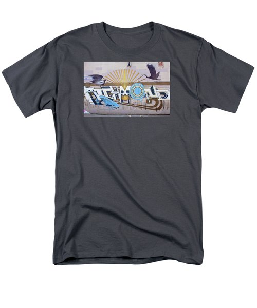 El Kamino Wild Mural Men's T-Shirt  (Regular Fit) by Jean Haynes