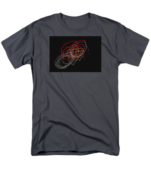 Electric Light Men's T-Shirt  (Regular Fit) by Steven Richardson