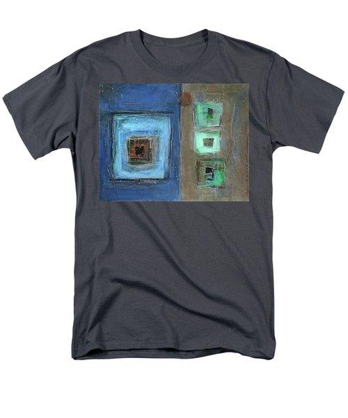 Elements Men's T-Shirt  (Regular Fit) by Behzad Sohrabi