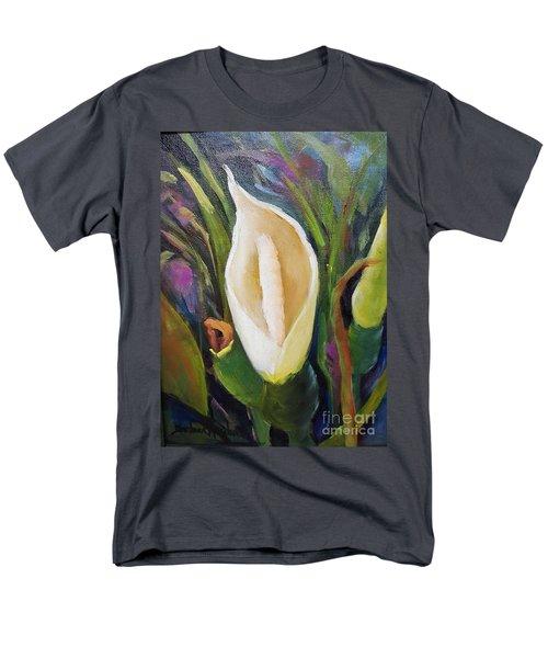Elephant Ear Bloom Men's T-Shirt  (Regular Fit)