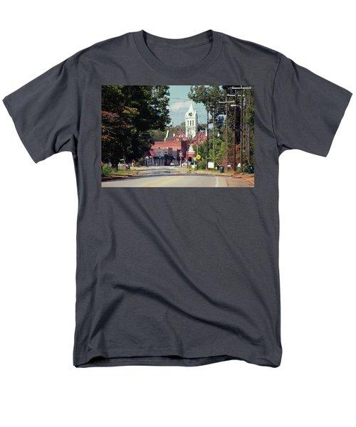Ellaville, Ga - 2 Men's T-Shirt  (Regular Fit) by Jerry Battle