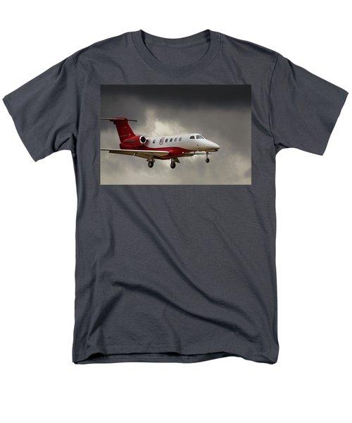 Emb-505  Landing Men's T-Shirt  (Regular Fit) by James David Phenicie