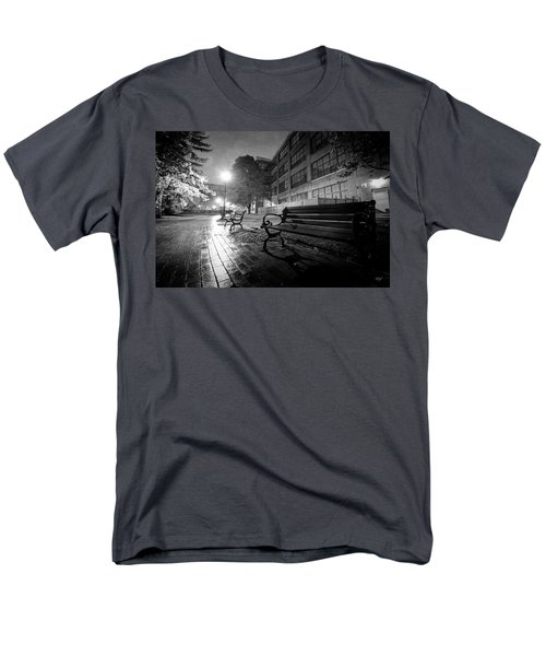 Men's T-Shirt  (Regular Fit) featuring the photograph Emptiness by Everet Regal