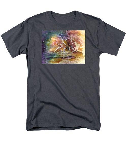Enchanted Cavern Men's T-Shirt  (Regular Fit)
