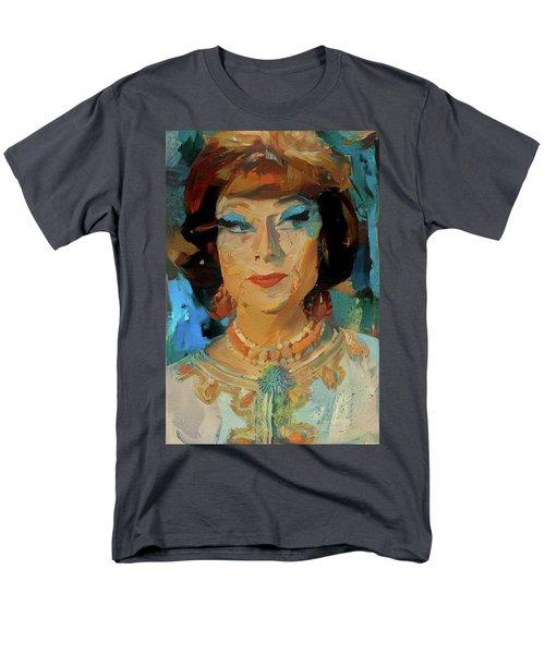 Endora Men's T-Shirt  (Regular Fit) by Richard Laeton