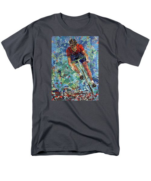 Enduring The Last Mile Men's T-Shirt  (Regular Fit)