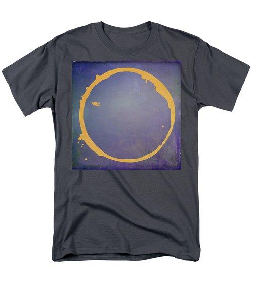 Men's T-Shirt  (Regular Fit) featuring the digital art Enso 2017-4 by Julie Niemela
