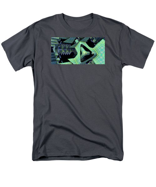 Men's T-Shirt  (Regular Fit) featuring the digital art Epic by Lyle Hatch