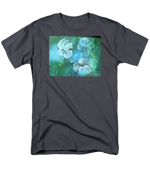 Escape To Serenity Men's T-Shirt  (Regular Fit) by Jenny Lee