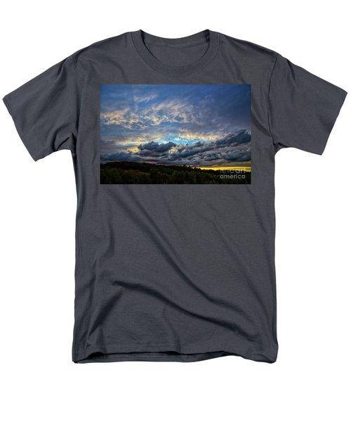 Evening Light Men's T-Shirt  (Regular Fit) by Billie-Jo Miller