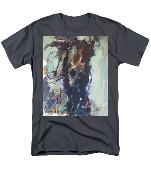 Men's T-Shirt  (Regular Fit) featuring the painting Expressive by Robert Joyner