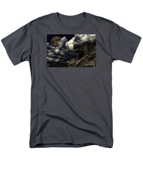 Men's T-Shirt  (Regular Fit) featuring the photograph Eye To The Sky by Ken Frischkorn