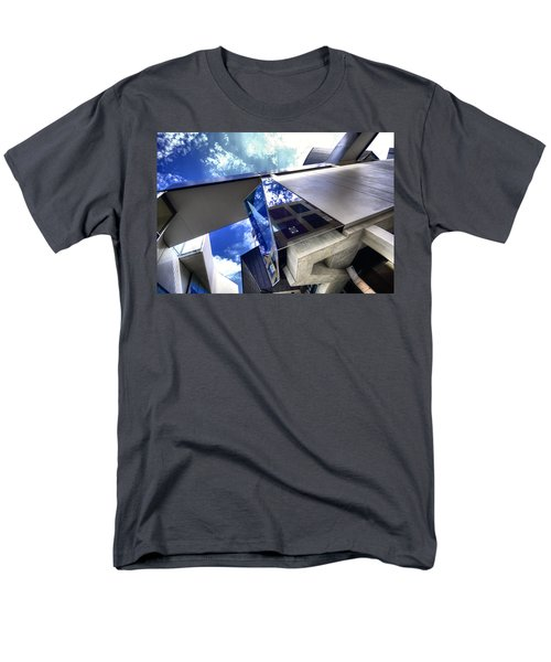 Men's T-Shirt  (Regular Fit) featuring the photograph Facetted by Wayne Sherriff