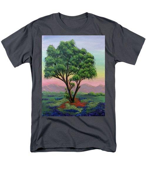 Fading Day Men's T-Shirt  (Regular Fit)