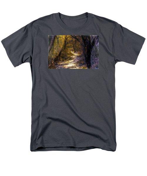 Fairy Woods Artistic  Men's T-Shirt  (Regular Fit)