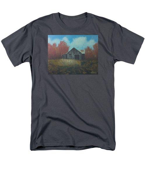 Autumn Barn Men's T-Shirt  (Regular Fit)