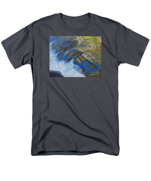 Fall Reflections II Men's T-Shirt  (Regular Fit) by Anne Marie Brown
