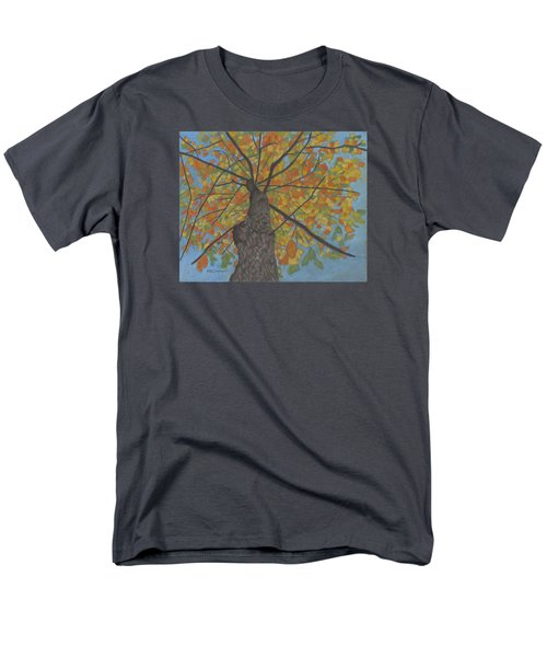 Fall Up Men's T-Shirt  (Regular Fit) by Arlene Crafton
