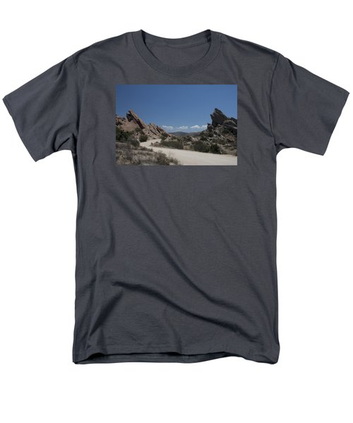 Famous Rocks Men's T-Shirt  (Regular Fit) by Ivete Basso Photography