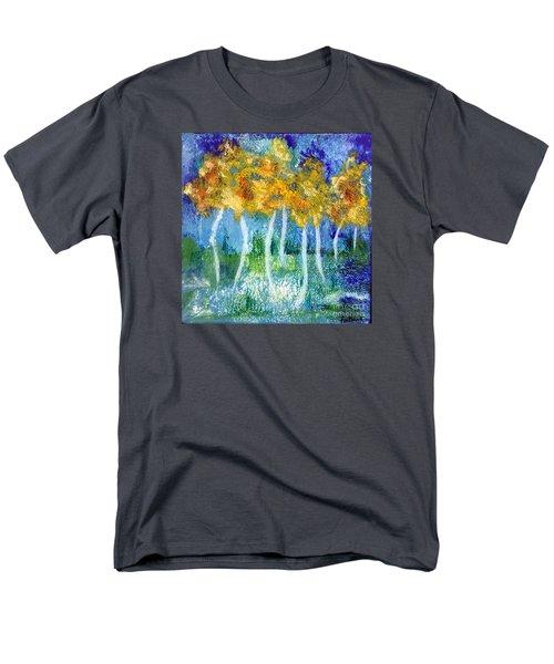 Fantasy Glade Men's T-Shirt  (Regular Fit) by Elizabeth Fontaine-Barr