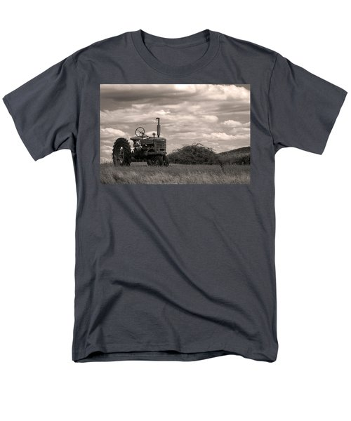 Men's T-Shirt  (Regular Fit) featuring the photograph Farmall by Michael Friedman
