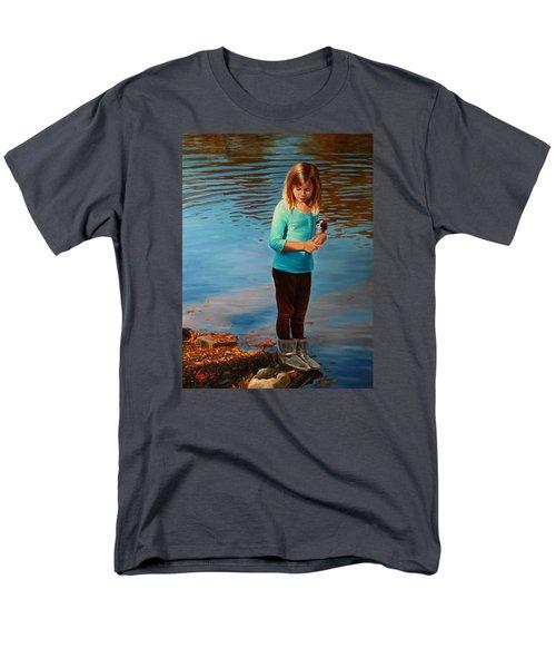 Fast Friends Men's T-Shirt  (Regular Fit)