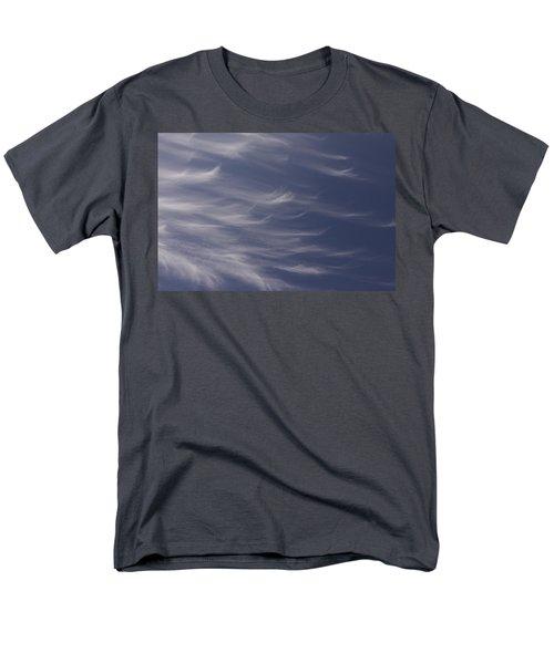 Feathery Sky Men's T-Shirt  (Regular Fit) by Shari Jardina
