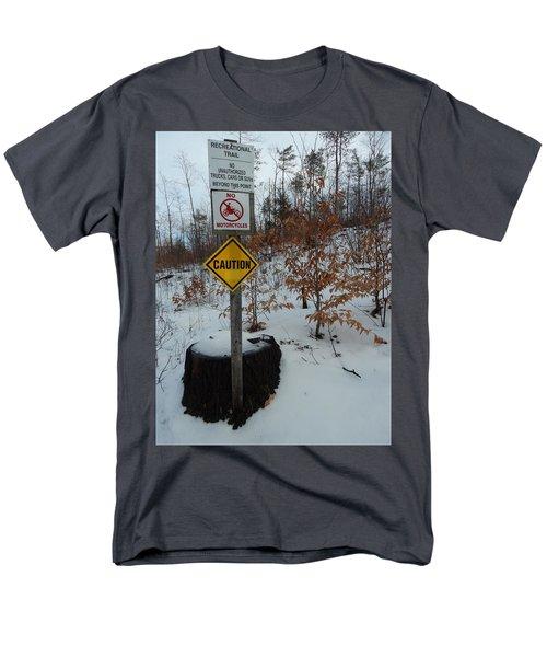Feb 2016 50 Men's T-Shirt  (Regular Fit) by George Ramos