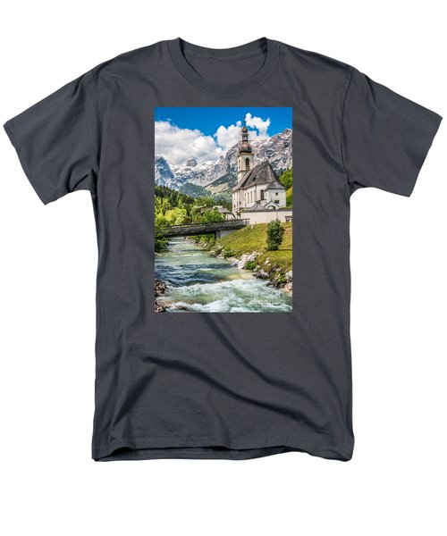 Feel The Spirits  Men's T-Shirt  (Regular Fit) by JR Photography