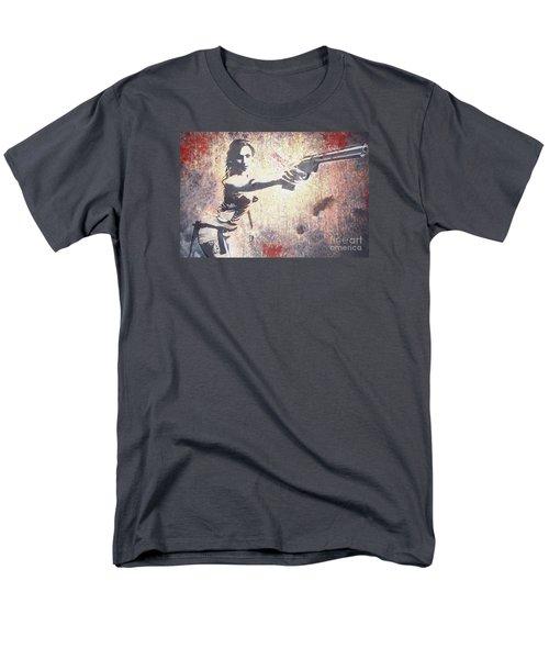 Feeling Lucky? Men's T-Shirt  (Regular Fit) by David Bazabal Studios