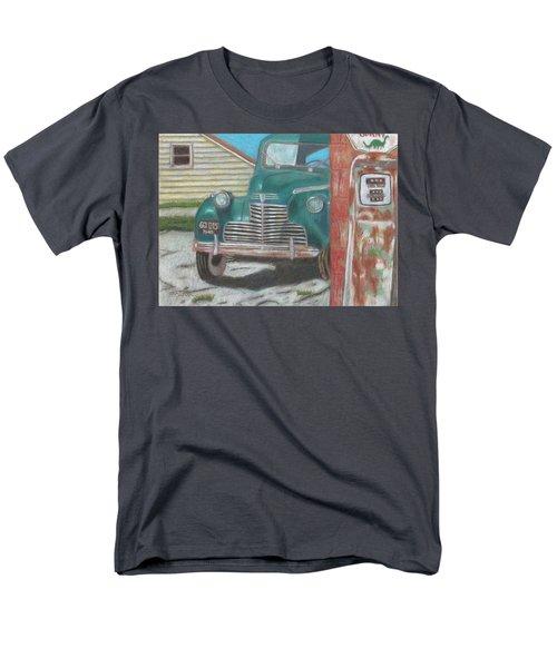 Fill 'er Up Men's T-Shirt  (Regular Fit) by Arlene Crafton