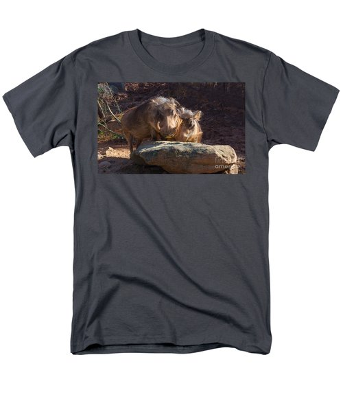 Fine Looking Couple Men's T-Shirt  (Regular Fit) by Donna Brown