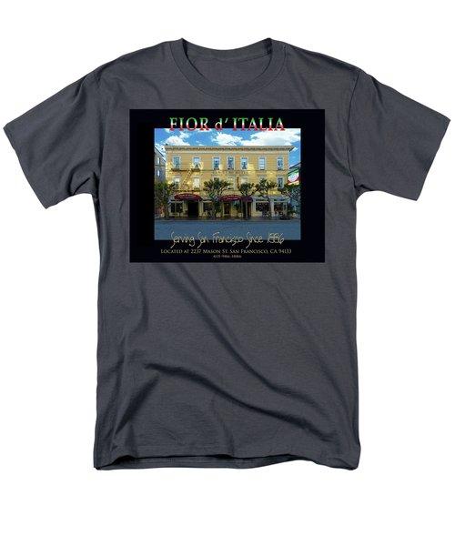 Fior D' Italia Since 1886 Men's T-Shirt  (Regular Fit)