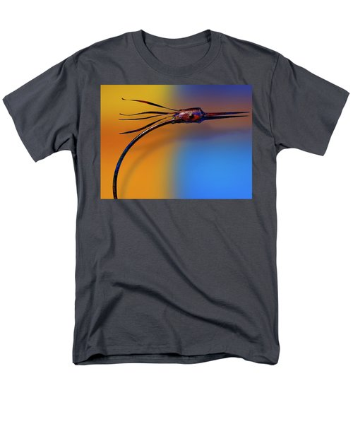 Men's T-Shirt  (Regular Fit) featuring the photograph Fire Bird by Paul Wear
