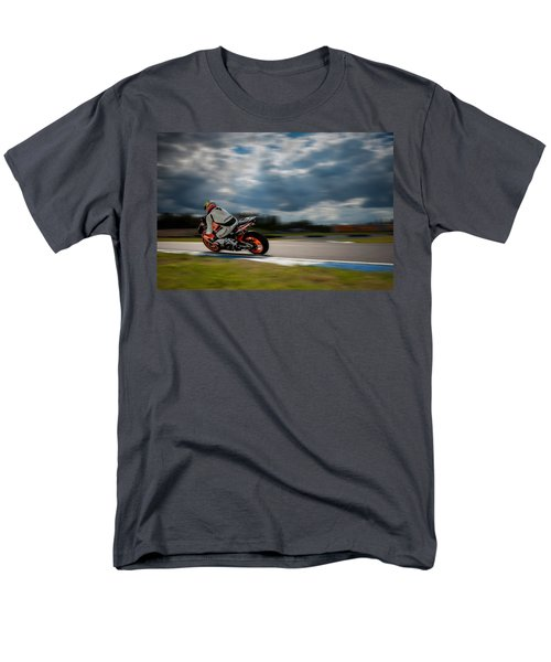 Fireblade Men's T-Shirt  (Regular Fit) by Ari Salmela