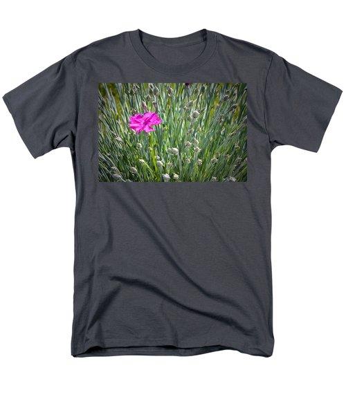 First Men's T-Shirt  (Regular Fit) by Brian Caldwell