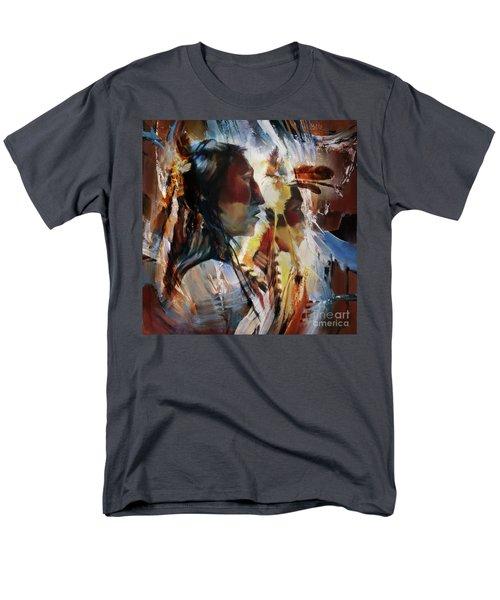 First Nation 67yu Men's T-Shirt  (Regular Fit) by Gull G