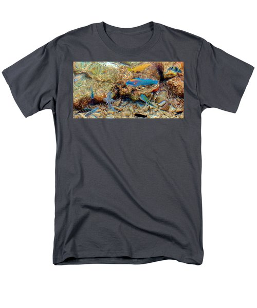 Fish Men's T-Shirt  (Regular Fit) by Betty Buller Whitehead