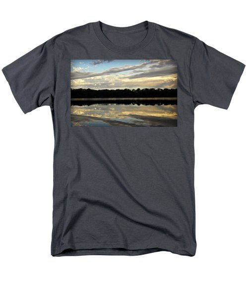 Men's T-Shirt  (Regular Fit) featuring the photograph Fish Ring by Chris Berry