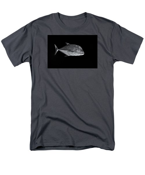 Fla-150811-nd800e-26052-bw-selenium Men's T-Shirt  (Regular Fit) by Fernando Lopez Arbarello