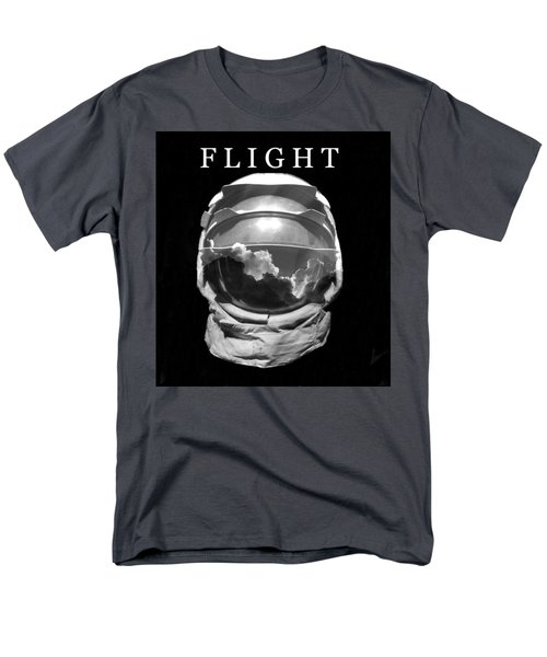 Men's T-Shirt  (Regular Fit) featuring the photograph Flight by David Lee Thompson