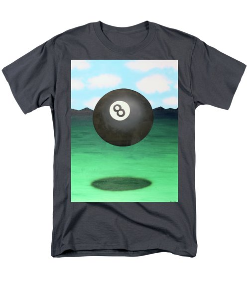 Floating 8 Men's T-Shirt  (Regular Fit) by Thomas Blood