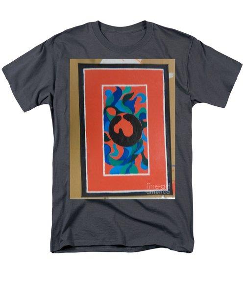 Floor Cloth E - Sold Men's T-Shirt  (Regular Fit) by Judith Espinoza