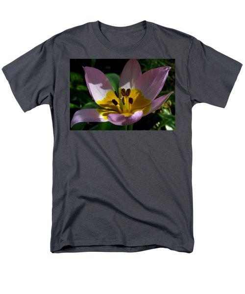 Flower Shadows Men's T-Shirt  (Regular Fit) by John Topman