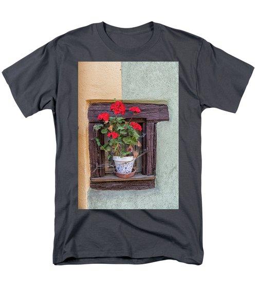 Flower Still Life Men's T-Shirt  (Regular Fit) by Alan Toepfer